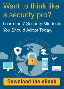 Download our 7 Security Mindsets eBook