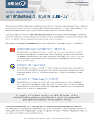 Implementing Effective Threat Intelligence